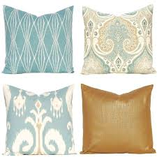 Decorative Pillow Sale Pillows For Sofa Chinese Pillow Caseblue Floral Pillow Decorative