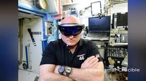 thanksgiving alien abduction video nasa astronaut scott kelly u0027s u0027cryptic message about seeing aliens