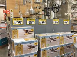 home depot ceiling fans clearance 22 home depot money saving shopping secrets hip2save