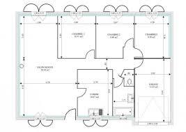 plan de maison plein pied gratuit 3 chambres plan de maison plain pied 4 chambres gratuit avis plan de maison de