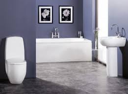 Black And Purple Bathroom Sets Purple And Gray Bathroom Decor Two Toned Mahogany Storage Vanity