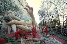 de blasio promises safe thanksgiving day parade ny daily news