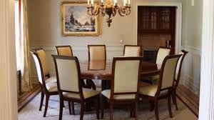 round dining room tables for 8 8 seat kitchen table outstanding round dining and chairs popular