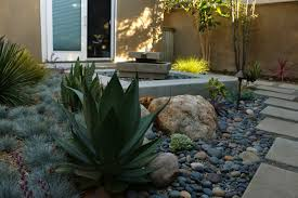 Modern Landscape Mid Century Modern Drought Tolerant Landscaping Mid Century