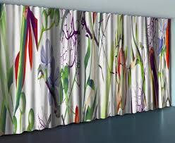 digital window cmyk colored curtains 7 designer digital window drapes