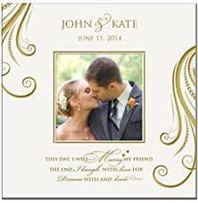 personalized wedding albums personalized wedding photo albums our wedding day