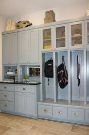 kitchen nice blue gray walls with oak amazing cabis on for