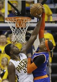 Roy Hibbert Memes - roy hibbert blocks melo s dunk attempt future advertising revenue
