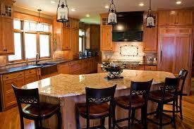 modern open kitchen ideas baytownkitchen astounding with orange