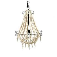 Beaded Chandelier Etsy Best Chandelier Brand Wood Bead Chandelier Etsy Wood Bead