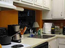 tiling ideas for kitchen walls marvelous orange kitchen walls ideas smith design
