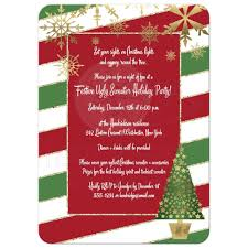 christmas holiday party invitations rainforest islands ferry