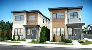luxury home plans for narrow lots modern house plans narrow lot modern house plan to narrow lot house