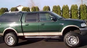 2001 ford f150 supercrew cab 2001 ford f 150 crew cab xlt green enumclaw v2381a