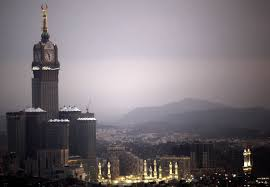 10 Facts About The Makkah Royal Clock Tower That You Probably Didn