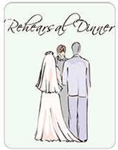 Wedding Rehearsal Dinner Invitations Templates Free Rehearsal Dinner Party Free Printable Invitations With Bride Groom