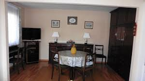 Landes Dining Room House Independent Single Storey Recent And Comfortable In