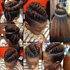 flat twist updo hairstyles pictures look at the best twist braid models of the new season
