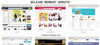 Step By Step Membuat Website Sendiri   belajar cara membuat website sendiri neodamail