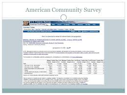 census bureau york digging into census data to find stories ppt