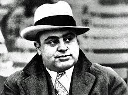 al capone the most famous gangster during prohibition in the