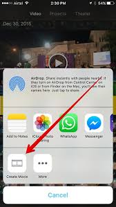 how to rotate video on iphone and ipad