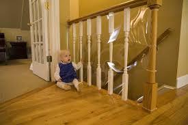 Baby Gates For Top Of Stairs With Banisters Baby Gates For Top Of Stairs With Banisters Metal Baby Gate For