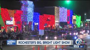 rochester u0027s big bright light show youtube