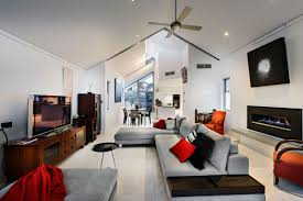 Cutting Edge Interior Design - Modern interior design concept