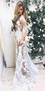 36 chic long sleeve wedding dresses wedding dress weddings and