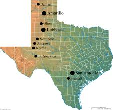 Texas natural vegetation survey texas a m agrilife research and