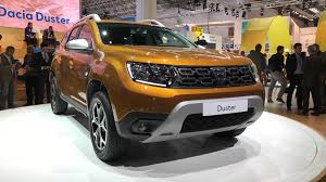 renault dacia duster 2018 dacia duster revealed