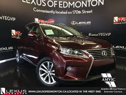 lexus rx 400h certified pre owned used 2015 red lexus rx 350 awd technology walkaround review