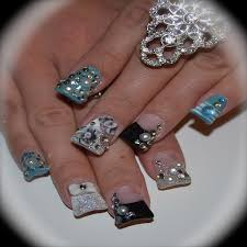 cute nail designs with rhinestones gallery nail art designs