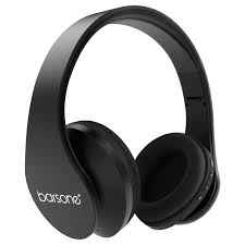 amazon com barsone over ear bluetooth headphone foldable stereo