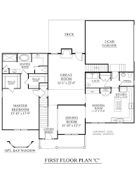 traditional house floor plans master bedroom upstairs floor plans house plan c floor