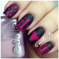 30 pink nail art designs