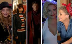 Aria Halloween Costume Andpop 16 Times Favourite Characters Rocked Amazing