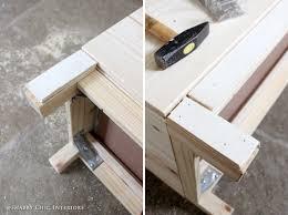 Comodini Ikea Malm by Restyling Di Una Cassettiera Ikea Shabby Chic Interiors