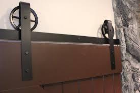 Outdoor Sliding Barn Door Hardware by Fancy Menards Sliding Closet Door Hardware Roselawnlutheran
