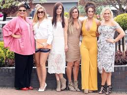 chester races ladies day super glam crowd dress to impress as the