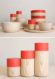 wooden canisters kitchen wooden canisters from japanese label mute on poppytalk wood
