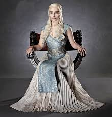 Games Thrones Halloween Costumes Game Thrones Daenerys Targaryen Queen Cosplay Movie Costume