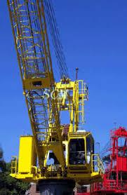 Pedestal Crane Scm Offshore Cranes Pedestal Crane Sales