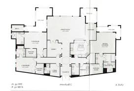 3 Bedroom Apartments Floor Plans by Home Design Three Bedroom Grand Villa Aulani Hawaii Resort Amp