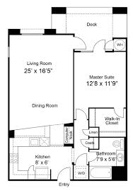 Floor Plan For 3 Bedroom Flat by Luxury 1 2 U0026 3 Bedroom Apartments In Petaluma Ca