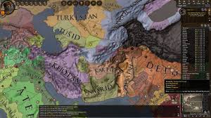 Crusader Kings 2 Map Crusader Kings Ii Horse Lords Review Pc