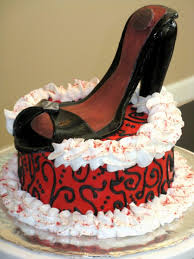 high heel birthday cake cakecentral com