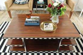 Side Table Decor Ideas by How To Style A Family Friendly Coffee Table
