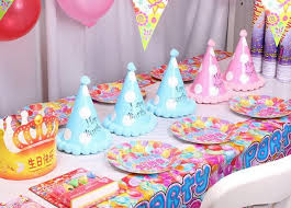 party supply wholesale children birthday party table cloth kids happy birthday